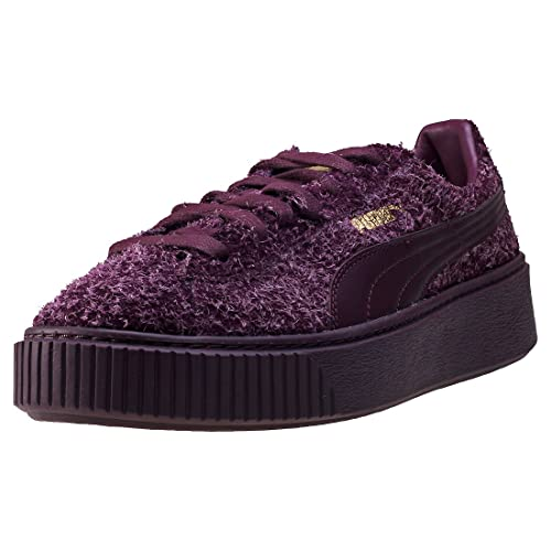 b94cc7bcb0d6 Puma Suede Platform Elemental Womens Trainers  Amazon.co.uk  Shoes ...