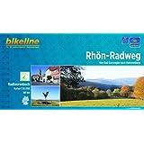 Radtourenbuch Rhönradweg von Bad Salzungen nach Hammelburg 1 : 50 000, 183 km, wetterfest/reißfest, GPS-Tracks Download