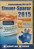 Steuersparer 2015 für die Steuererklärung 2014