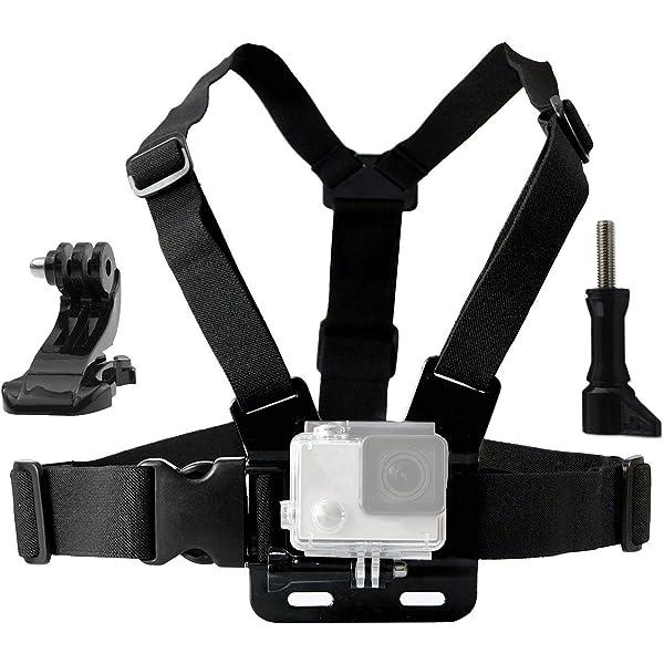 LONDON FAB Arneses para cámaras de acción, compatibles con GoPro y ...