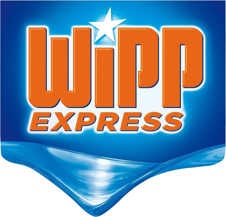 Wipp Express Detergente en Cápsulas Antiolores - 50 Discos: Amazon ...