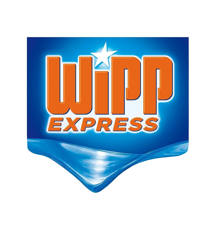 Wipp Express Detergente en Cápsulas Antiolores 50 Dosis: Amazon.es ...