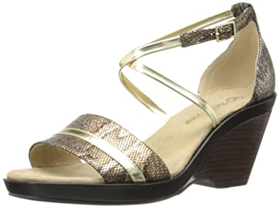 9a8f7ea869ae Bella Vita Women s Jozie II Wedge Sandal