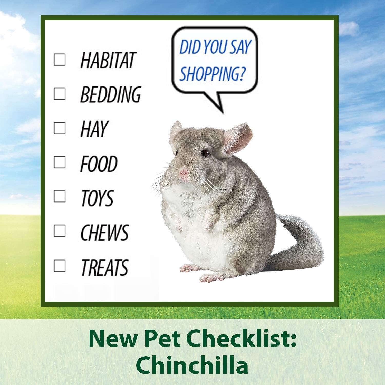 Kaytee Timothy Hay Complete Chinchilla Food 3-lb Bag