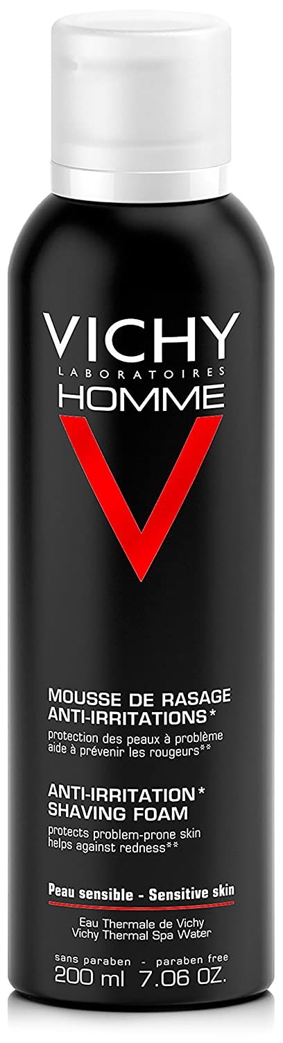 Vichy 927-18901 - Homme Mousse Aftershave, 200 gr