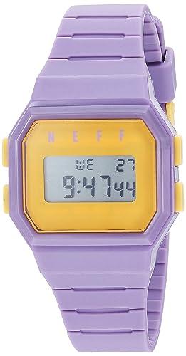 Amazon.com: Neff NF0204 - Reloj de pulsera para hombre con ...