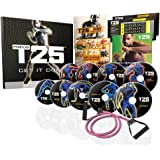 T25 Workout Alpha and Beta dvd