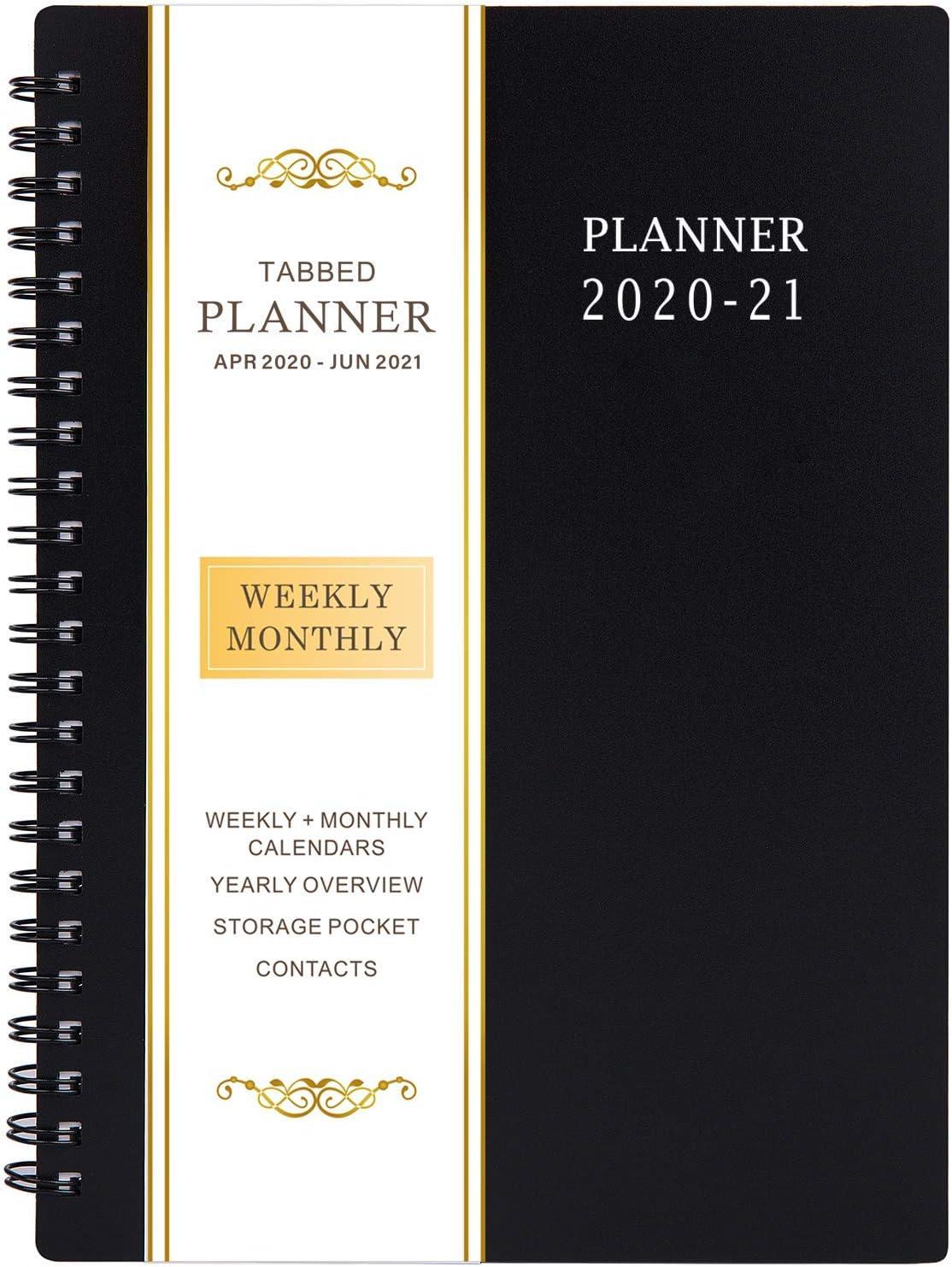 Planificador  BooQool 2020-2021: planificador académico