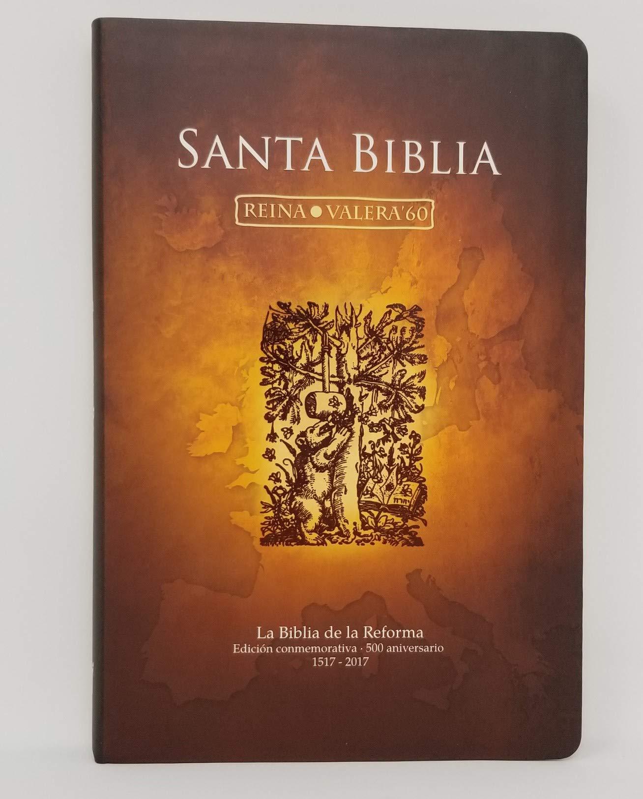 La Biblia De La Reforma Sociedad Biblica De España 9788480834049