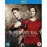 Supernatural - Season 6 Complete [Blu-ray] [2011] [Region Free]