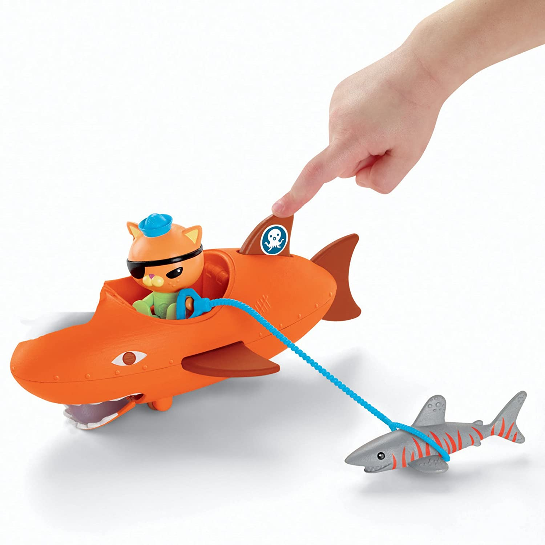 Fisher-Price Octonauts Gup B Playset Fisher Price T7018