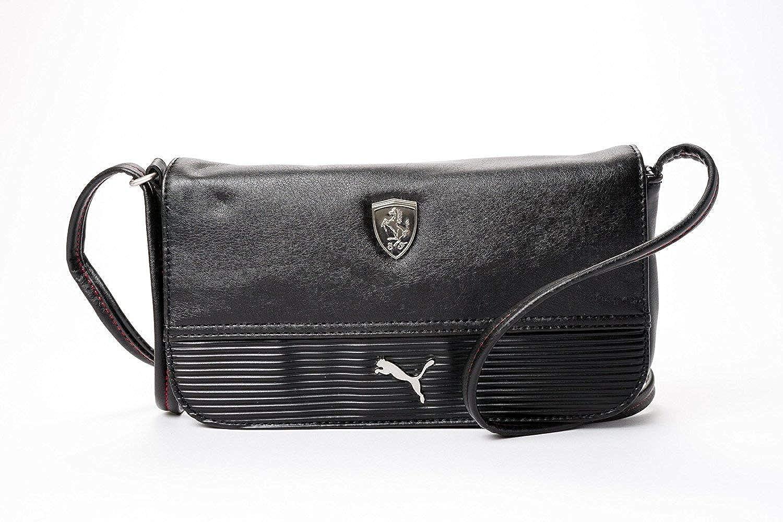 6de18c04e3091 Puma Women's Satchel (Black): Amazon.in: Shoes & Handbags