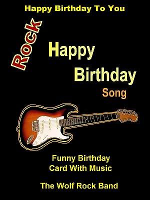Amazon Watch Happy Birthday To You