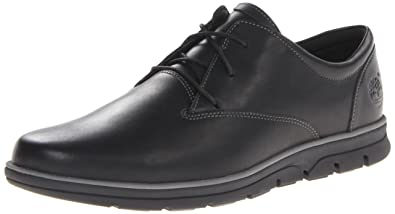 Timberland Men's Bradstreet Plain Toe Oxford,Black,8.5 ...