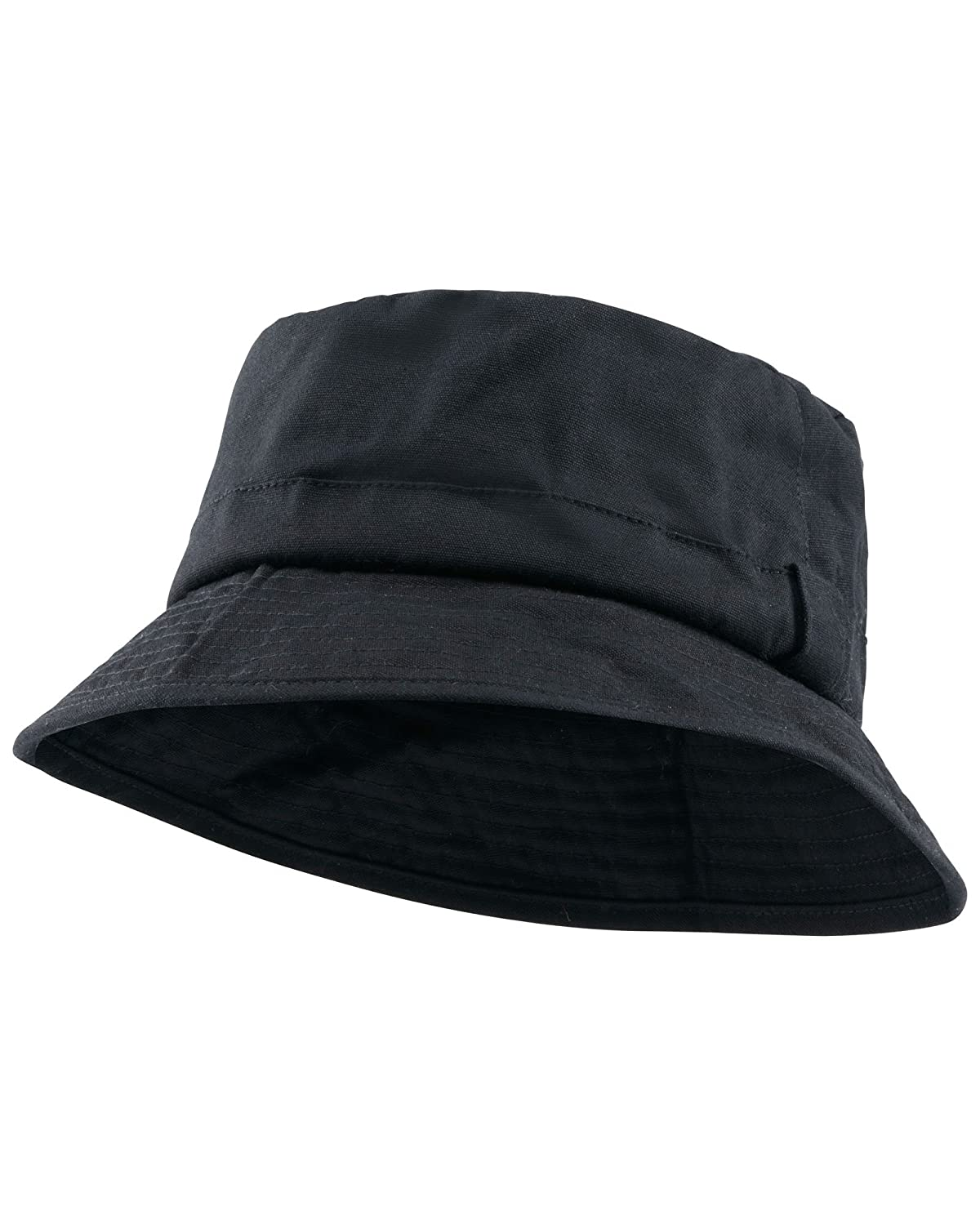 Cotton Traders Mens Womens Waterproof Waxed Hat
