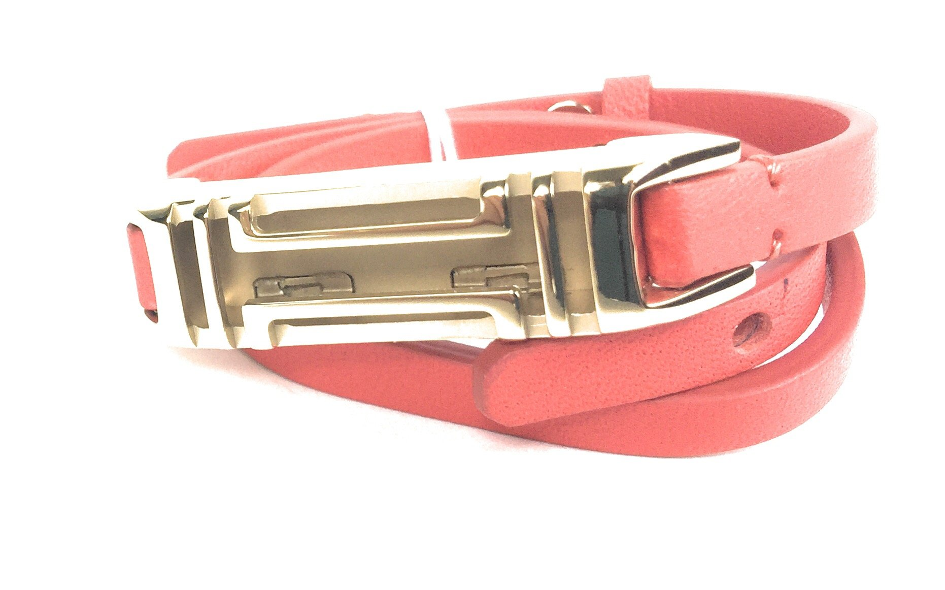 Tory Burch Womens Fitbit Double Wrap Bracelet for Fitbit Flex 2 by Tory Burch (Image #2)