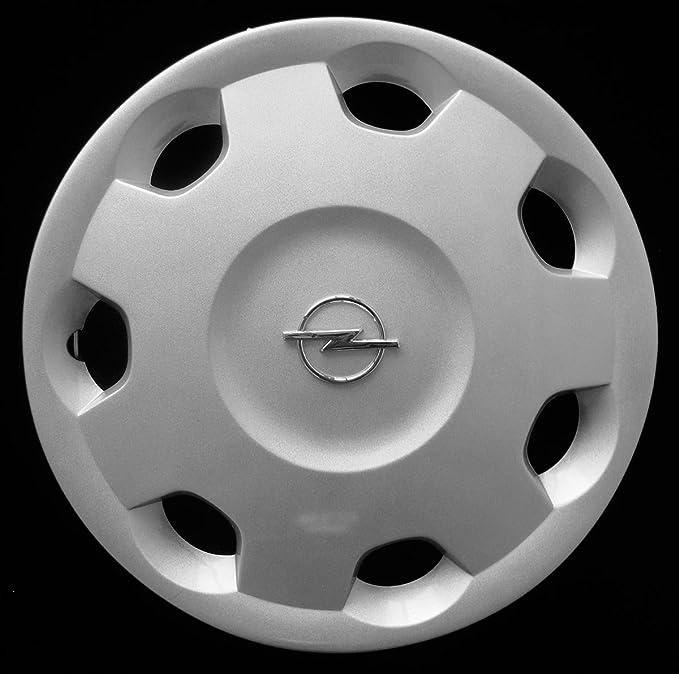 - Ricambiitalia - Juego de 4 tapacubos de 14 pulgadas (35,56 cm) para ruedas de automóviles: Amazon.es: Coche y moto