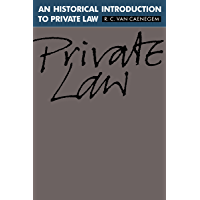 An Historical Introduction to Private Law