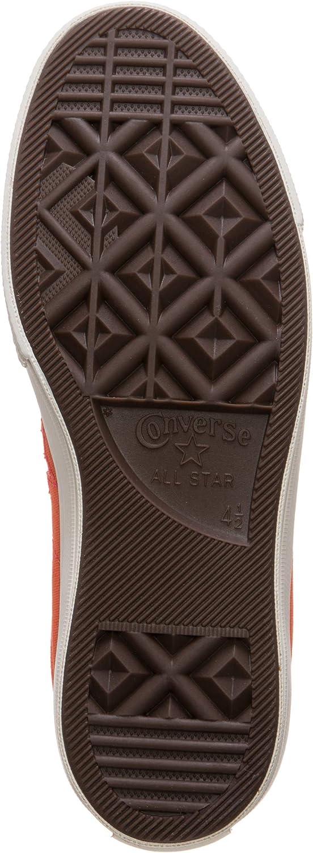 Converse Baskets Orange Femme One Star Orange
