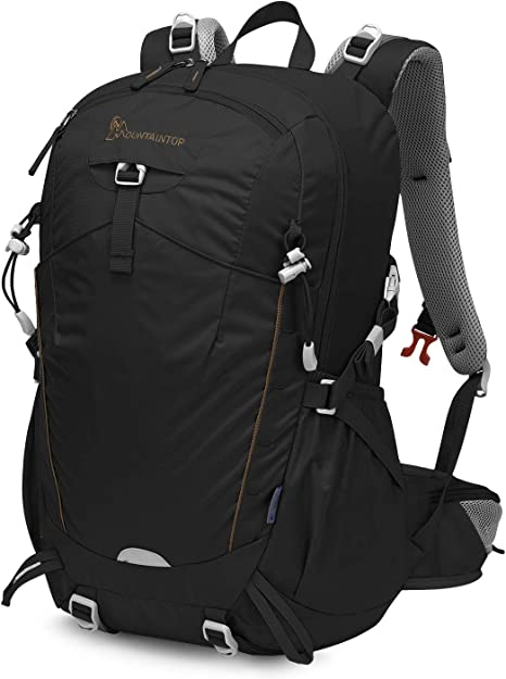 MOUNTAINTOP 55L Rucksack Trekking//Hiking//Camping//Travel Waterproof Backpacks for Men and Women