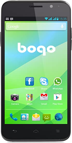Bogo Lifestyle 5 QC - Smartphone Libre de 5