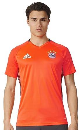 the latest 18a01 18b7c Adidas FC Bayern Munich Training Jersey-SOLRED