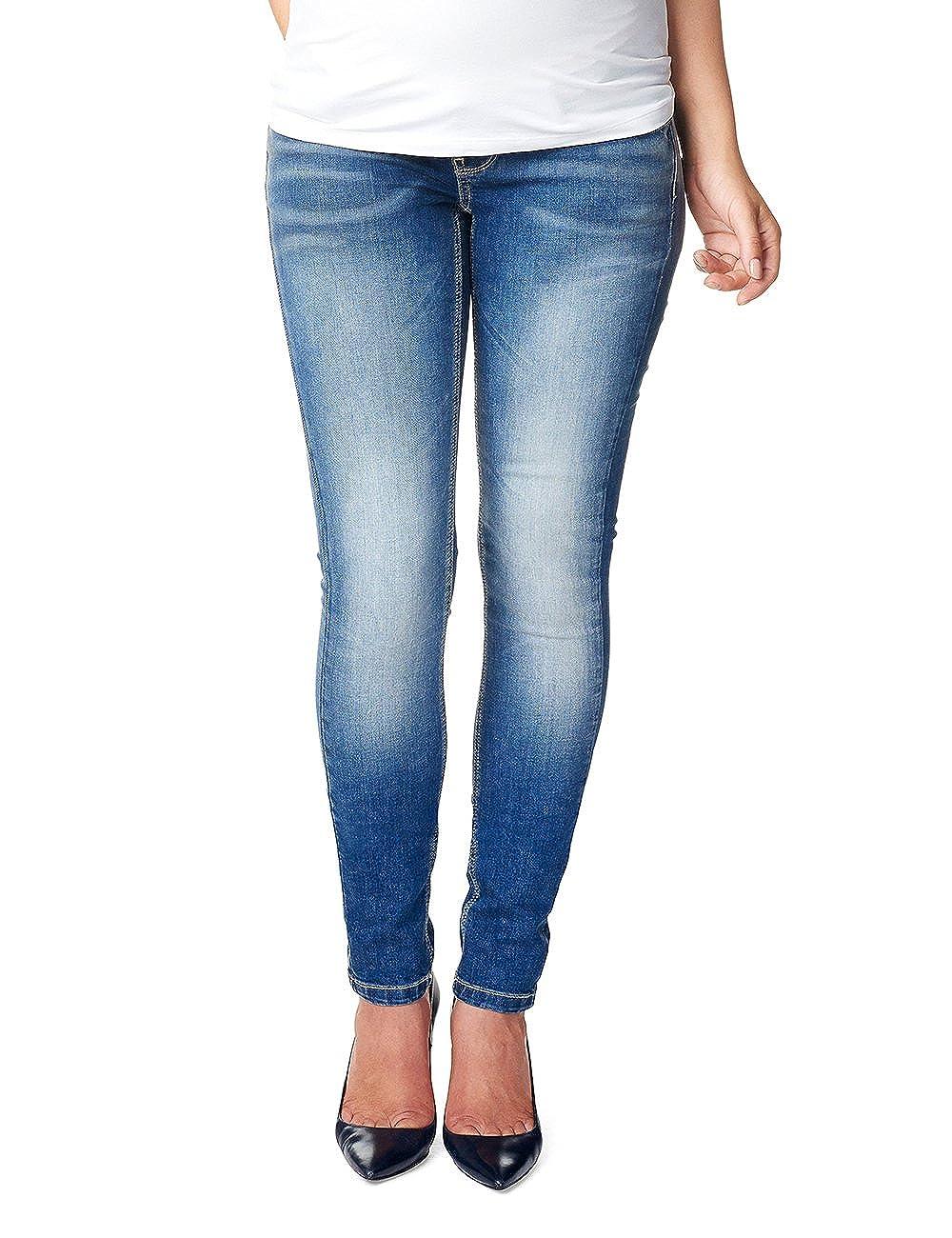 5c8bbe9d09451 Noppies Women's Jeans OTB Skinny Tara Maternity Jeans: Amazon.co.uk:  Clothing