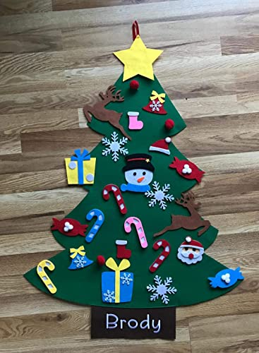 Amazon Com Advent Calendar Personalized Christmas Countdown Child S Countdown To Christmas Handmade