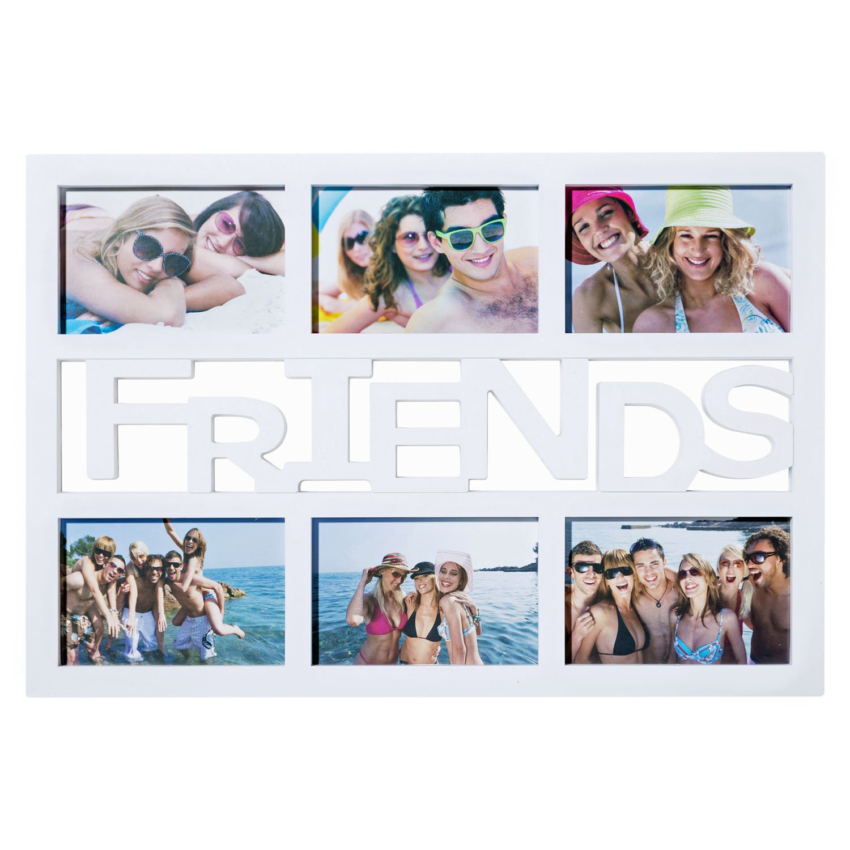 natractivos de amistad Marco de fotos de fotos collage Marcos