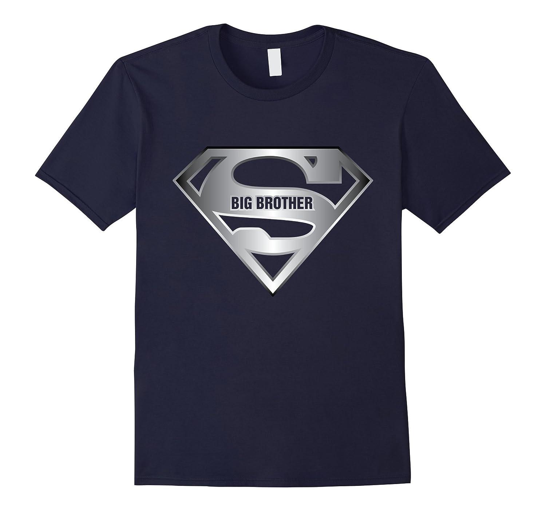 Super Big Brother Shirt gift for Hero Son Boy T-shirt-FL