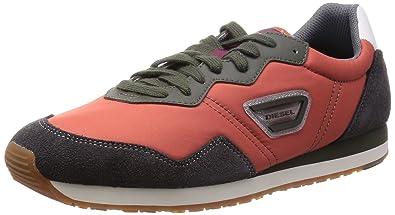 Diesel KURSAL Herren Sneaker Farbe Burnt Ochre/Charcoal Gr. EU 43