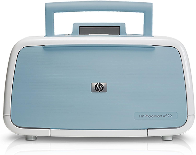 HP Photosmart A522 Compact Photo Printer