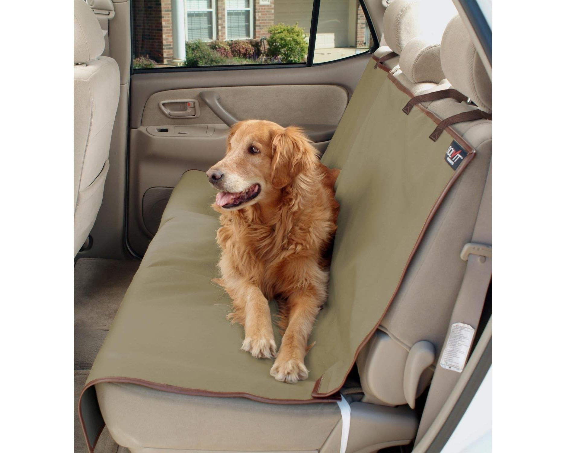 Auto Waterproof Pet Seat Cover