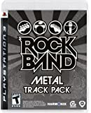 Rock Band: Metal Track Pack - Playstation 3