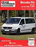 Revue technique automobile  N°  421.1 Mercedes Vito (04/96 à 2003)