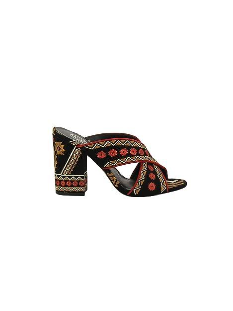 Sandali itScarpe Adel Ash E Tessuto Donna MulticolorAmazon Borse reBdCxoW