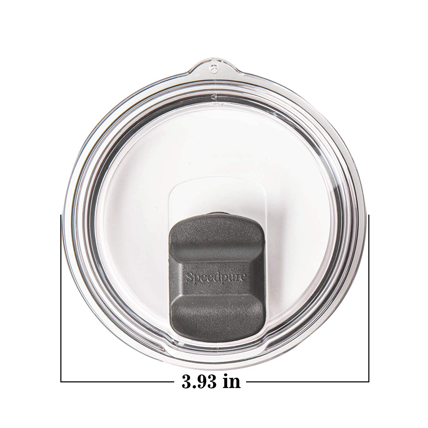 5c1d69b0b1a Magnetic Lid 30 oz Splash Proof - Fits for Yeti Rambler, Ozark Trail, Old  Style Rtic and More, Spill-Proof Splash Resistant Lid Covers for Tumblers  ...
