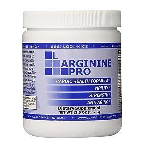 5,000 mg of L-Arginine PLUS 1,000 mg of L-Citrulline