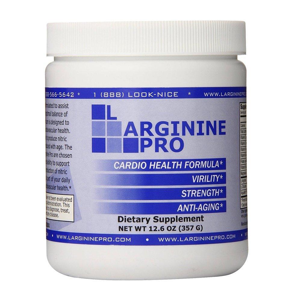 L-Arginine Pro - 5000 Mg Of L-Arginine Plus 1000 Mg Of L-Citrulline 12.6 Oz 1 12
