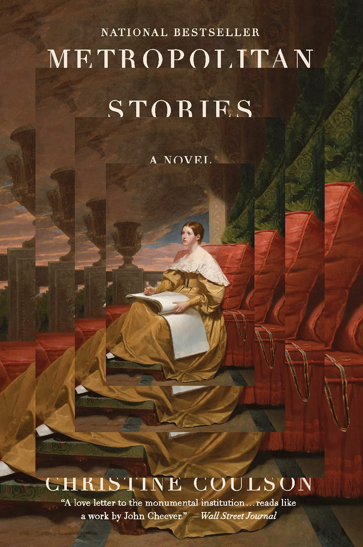 Metropolitan Stories A Novel  Coulson, Christine Amazon.de Bücher