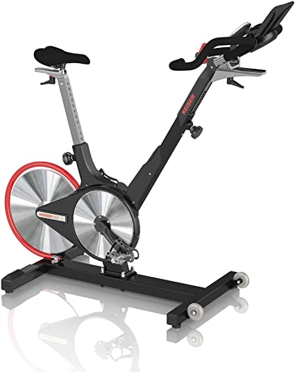 Keiser Indoor Cycle M3i - Bicicleta estática para Adultos, Color Negro Mate: Amazon.es: Deportes y aire libre