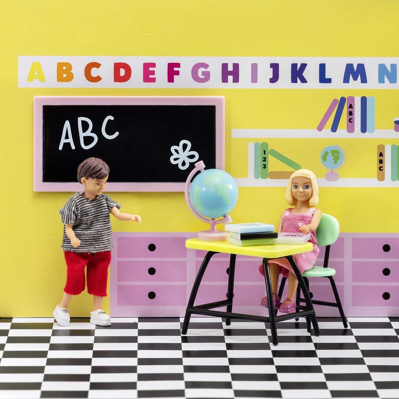 Lundby 60-5016-00 School Accessory Set, Muti