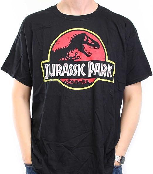Jurassic Park Movie CLASSIC LOGO Licensed BOYS /& GIRLS T-Shirt S-XL