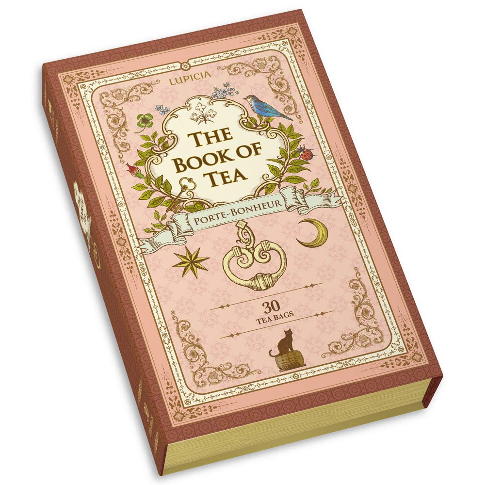LUPICIA THE BOOK OF TEA Porte-Bonheu by Lupicia (Image #1)