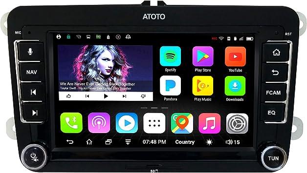 Navegación GPS para automóviles Android ATOTO A6 con ...