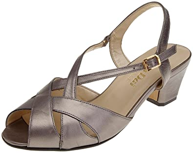4dee06320e396 Van Dal Shoes Womens Libby II Sandals in Metal Pearlised: Amazon.co ...