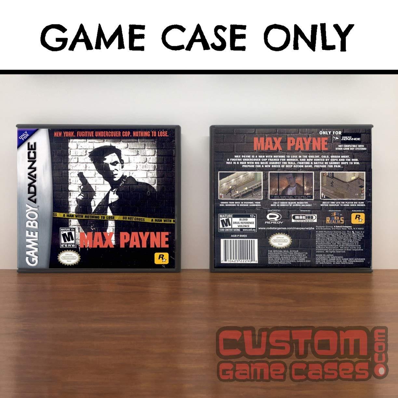 Amazon Com Gameboy Advance Max Payne Case Handmade