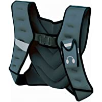 Tunturi Weightvests Chaleco Peso Ajustable, Unisex Adulto