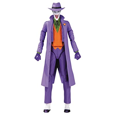 DC Collectibles Comics Icons: The Joker: Death in The Family Action Figure: DC Collectibles: Toys & Games