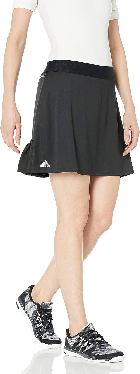 adidas Club - Falda de Tenis para Mujer, 15 Pulgadas, Color Negro ...